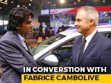 Video : In conversation with Fabrice Cambolive, Senior VP, Chairman Of AMI-Pacific, Groupe Renault | 2020 Auto Expo