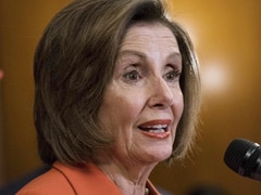 "Donald Trump Remains A ""Threat To American Democracy"": Nancy Pelosi"