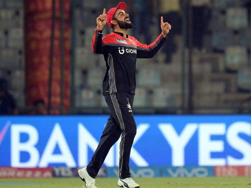 "Virat Kohli ""Thrilled"" To See New RCB Logo Ahead Of IPL 2020"