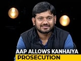 "Video : ""Thank You, Now Ensure Speedy Trial"": Kanhaiya Kumar On Sedition Charges"