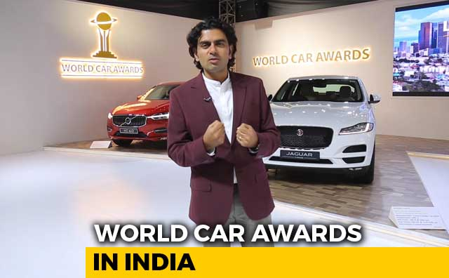 Video : World Car Awards In India