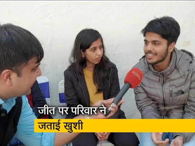 Videos : जीत के बाद अरविंद केजरीवाल के परिवार ने की NDTV से खास बातचीत