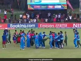 ICC U19 WC Final: चैंपियन बनने के बाद बेवजह आक्रामक हुए बांग्लादेशी खिलाड़ी, देखें VIDEO..