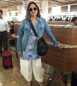Neena Gupta's ROFL Reaction To Having Her ID Checked Thrice