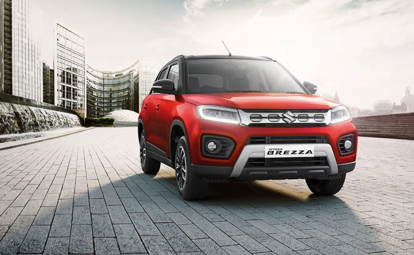 The Maruti Suzuki Vitara Brezza facelift, powered by the 1.5-litre petrol engine, to get the SHVS tech