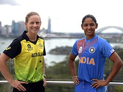 India vs Australia Womens T20 World Cup Live Score: India Face Hosts Australia In Tough Opener