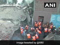 3 Firemen Killed As Building Collapses During Rescue Op In Jammu
