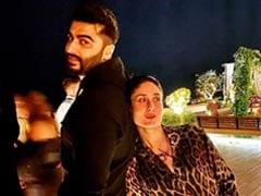 Kareena Kapoor Has 'Always' Got Arjun Kapoor To 'Lean On.' See Pic