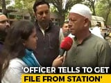 "Video : ""Cops Asked Us To Get File To Get Body"": UP Man's Family Killed In Delhi"