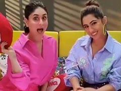 Kareena Kapoor And Sara Ali Khan's Conversation Is Off-Limits For Saif