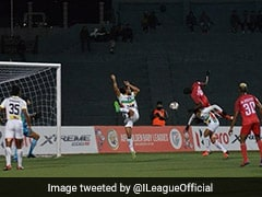 I-League: Abdoulaye Kanoutes Brace Off Bench Gives Aizawl 2-0 Win Over TRAU FC