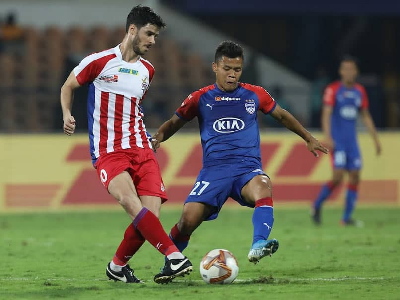 ISL: Late Goals Help ATK Hold Bengaluru