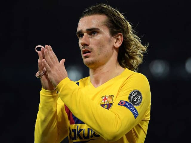 Champions League: Antoine Griezmann Rescues Barcelona First-Leg Draw At Napoli