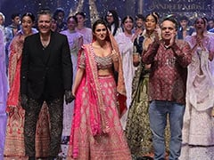 Abu Jani Sandeep Khosla's Latest Collection Is All About Breaking Free
