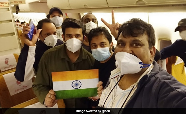 119 Indians On Their Way To Delhi After Leaving Quarantined Japan Ship
