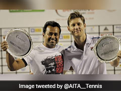 Leander Paes Finishes Second Best In His Last ATP Tour Match In India