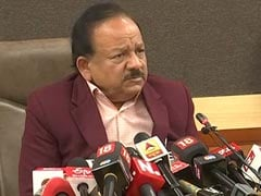 Only 0.33% COVID-19 Patients Are On Ventilators: Harsh Vardhan