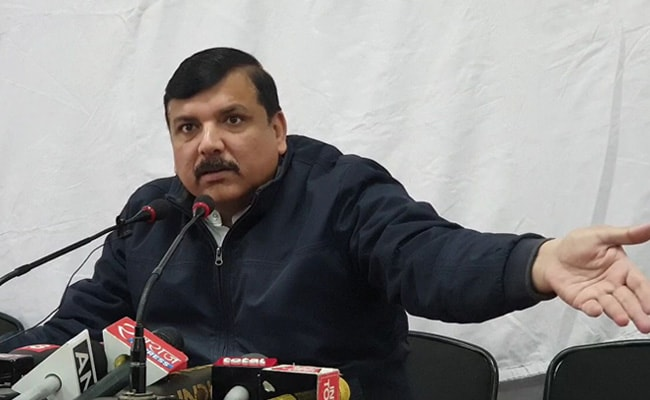 Delhi Hospital Order Revoked After Pressure From Haryana, UP, Alleges AAP