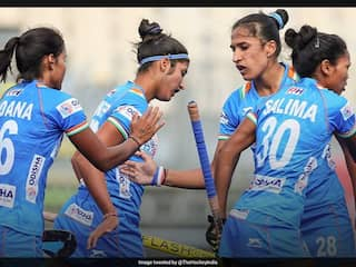 Navneet Kaur Brace Helps India Women Beat New Zealand 3-0