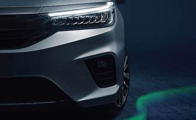 La nueva generación de Honda City revela fecha revelada 63