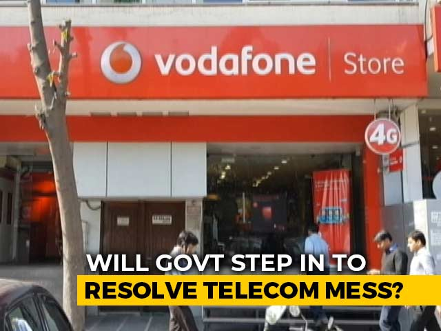 Video : Vodafone Idea Shares Surge On Heavy Volumes