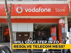 Video: Vodafone Idea Shares Surge On Heavy Volumes