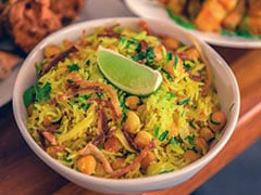 This Sumptuous Kabuli Chana Pulao Is A Feast Fit For Royalty (Recipe Inside)