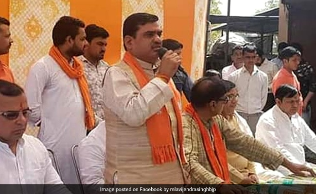 BJP MLA's Son Allegedly Fires During Event, UP Cops Launch Probe