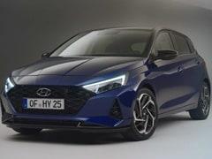 2020 Hyundai i20 Breaks Cover; Gets New Tech, Bolder Design
