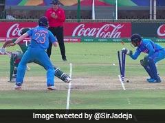 IND vs BAN: ध्रुव जुरेल ने एमएस धोनी स्टाइल में की धांसू स्टंपिंग, देखता रह गया बांग्लादेशी, देखें VIRAL VIDEO