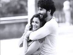 On Shahid Kapoor's Birthday, A <i>Shaandaar</i> Throwback Pic From Alia Bhatt