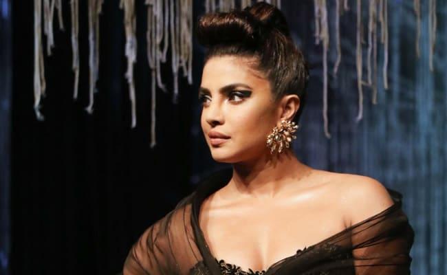 'Wendell Rodricks Will Forever Be Missed': Priyanka Chopra Pays Tribute To Designer At Fashion Show