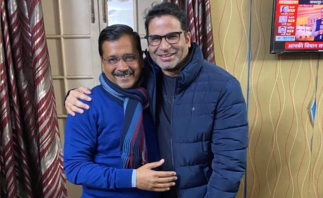 Delhi Election Results 2020: Thanks Delhi For Protecting India's Soul: Prashant Kishor Who Helped AAP