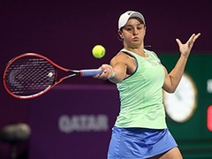 Ashleigh Barty Sets Up Qatar Open Semi-Final Clash With Petra Kvitova