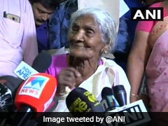 Kerala Woman, 105, Clears Class Four Exam