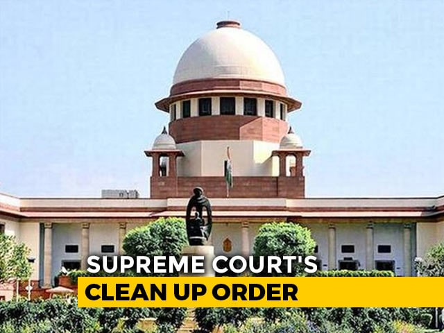 """Video : """"Winnability"""" Can't Justify Choosing Criminal Candidates: Supreme Court"""