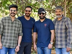 SS Rajamouli's <I>RRR</i>, Starring Ajay Devgn, Ram Charan And Jr NTR, Gets New Release Date