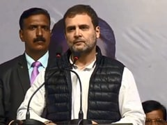 Rahul Gandhi Only Interested In Politics, Not Helping Migrants: BJP