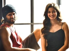"Ananya Panday Is ""Happy And Excited"" To Join Vijay Deverakonda In His Bollywood Debut"
