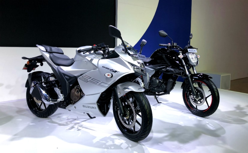 BS6 Suzuki Gixxer SF 250, Gixxer 250 Teased Online; To Be Launched In India Soon
