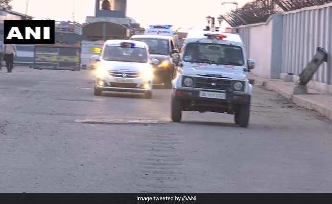 Green Corridor In Delhi For Transporting Heart For 34-Year-Old Woman's Surgery