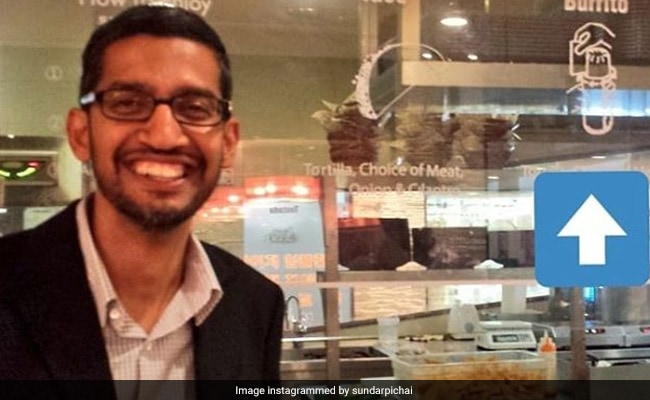 Google CEO Sundar Pichai Celebrates 15 Years Of Google Maps With His Own Burrito Map