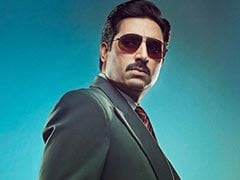 <i>The Big Bull</i> New Poster: Abhishek Bachchan's Intense Look Says It All
