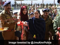 J&K Top Cop Inaugurates First Women's Police Station in Doda District