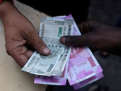Rupee Gives Up Early Gains, Ends At 74.68 Against Dollar