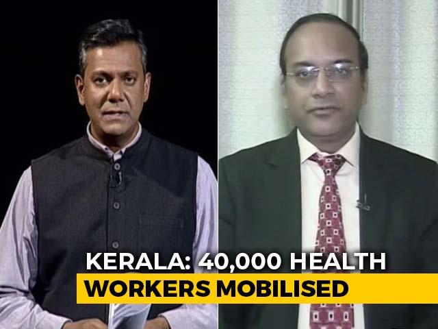 Video : Coronavirus A 'State Calamity', Declares Kerala