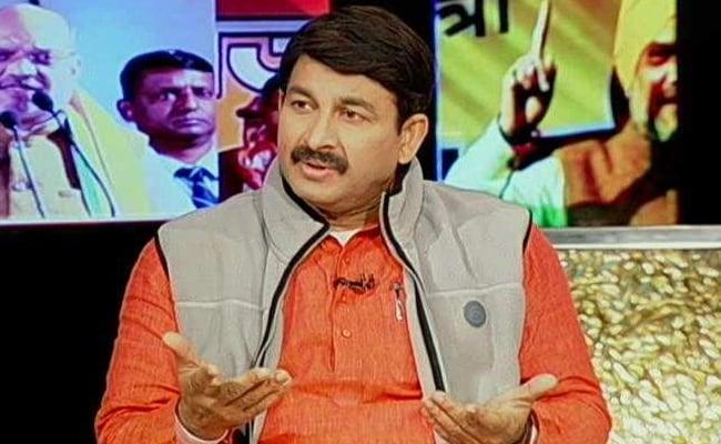 Exit Polls Will Fail, Results Will Be In BJP's Favour, Says Delhi BJP Chief Manoj Tiwari