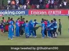 Watch: অনূর্ধ্ব-১৯ ফাইনালে জয়ের পরে বাংলাদেশের ক্রিকেটারদের উত্তপ্ত আচরণ