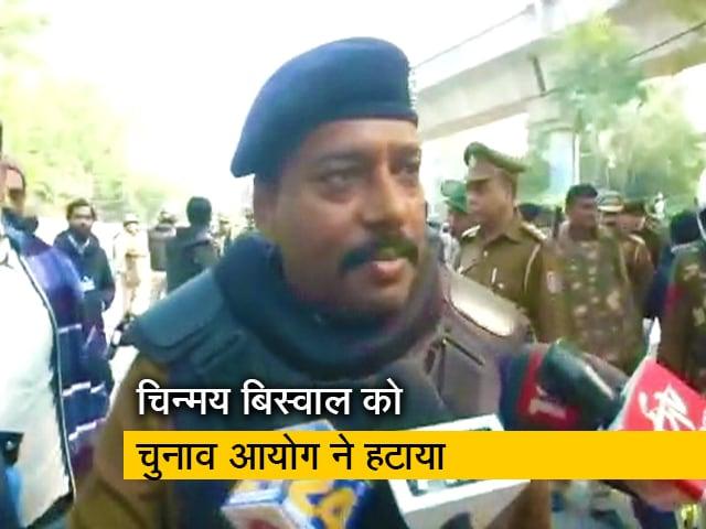 Videos : शाहीन बाग, जामिया नगर में गोलीबारी की घटना के बाद EC ने DCP चिन्मय बिस्वाल को हटाया
