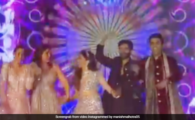 Armaan Jain And Wife Anissa Malhotra Dance With The Kapoor Sisters And KJo In A Rare Video